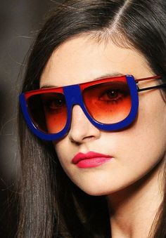 blue Fendi  Sunglasses
