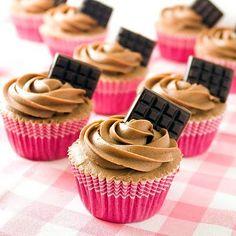 Objetivo: Cupcake Perfecto.: Chocolate. Chocolate. Chocolateeeeeeeeeeeeeeeeeee