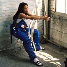 Aaliyah will forever be the face of the label. | 18 Epically '90s Tommy Hilfiger Moments