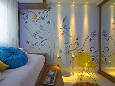 surf's bedroom!