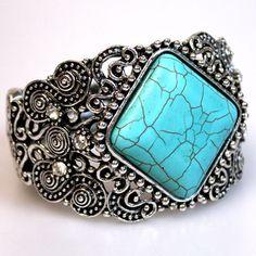 Ummmm....beautiful turquoise