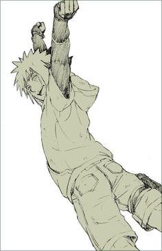 Minato - He looks so much like Naruto...