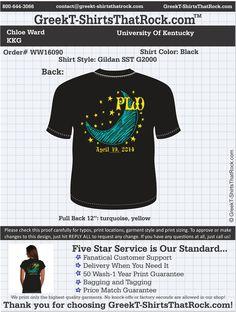 Pin it to Win It in Fall 2014. #gttr #greektshirts #greektshirtsthatrock