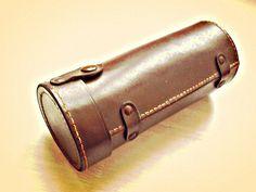 Vintage Handtaschen - BOX - 30er Jahre Vintage Tasche Leder Handtasche - ein Designerstück von Mont_Klamott bei DaWanda