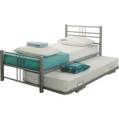 Buy Atlas Metal Guest Bed at Argos.co.uk - Your Online Shop for Guest beds.