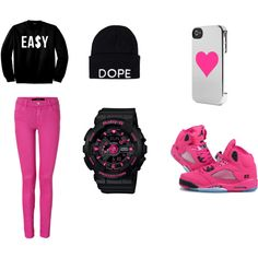 """already kno wat im bout"" by nneuphtalie on Polyvore"