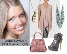 toned summer