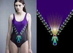 Entero 90's - Comprar en Aleja Radi Swimwear