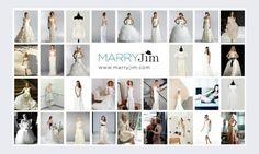 Quer esteja à procura do seu futuro vestido de noiva ou com vontade de converter o seu vestido de noiva gentilmente usado em dinheiro, vá ao MARRYJim ainda hoje!