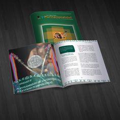 """Diseño e impresión del libro """"Plurinacionalidad"""" que forma parte de la serie """"Módulos de Saberes"""""""