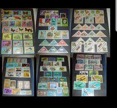 Colecții de timbre