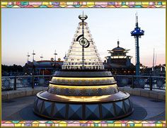 Tokyo Disney Sea Special Events /  Christmas Wishes 2013 11/7-12/25