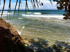 Cocles Beach in the Costa Rican Caribbean