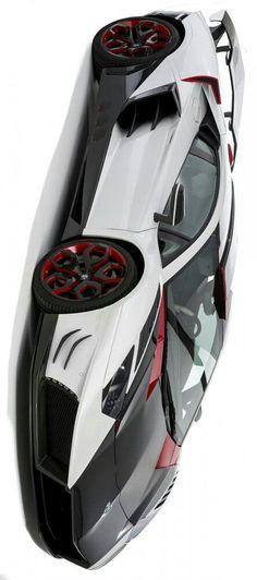 Lamborghini Aventador LP 700-4 Nimrod Avanti Rosso $900,000 by Levon