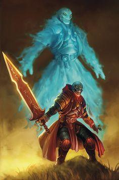 Warforged SwordMage