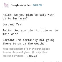 Throne Of Glass Fanart, Throne Of Glass Quotes, Throne Of Glass Books, Throne Of Glass Series, Book Memes, Book Quotes, Celaena Sardothien, Sara J Maas, Crown Of Midnight