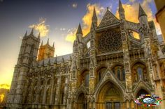 Лондон, Вестминстерское аббатство