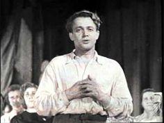 """""""Pourquoi me reveille,"""" """"Werther,"""" Massenet, Sergei Lemeshev, 1945"""