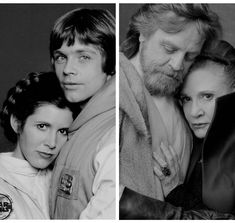 Skywalkers - Then and now.