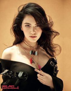 Davika Hoorne Dichan magazine issue 944, June 2017. #makeup #model #actress
