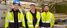 Bygde matfabrikk på åtte måneder. Askim & Mysen Rør AS gjorde rørjobben til 60 mill. med glans.