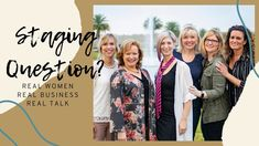 "Home Staging Business ""Real Talk"" with Expert Home Staging Panel a Newbi... My Past Life, Video Studio, How To Gain Confidence, The A Team, Home Staging, Latest Video, Real Women, Real Talk, Decorating"