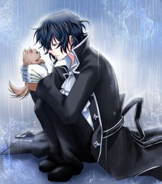 Gilbert Nightray - Pandora Hearts,Anime