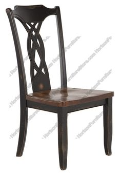 Canadel Champlain Dining Side Chair - CHA 7102