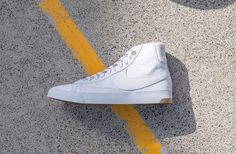 Fine Lines with NIKE   White Hot   Quickstrike