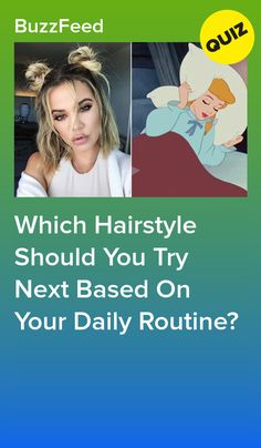 Which Hairstyle Should You Try Next Based On Your Daily Routine? Quizzes For Kids, Girl Quizzes, Quizzes Funny, Fun Quizzes, Princess Quizzes, Best Buzzfeed Quizzes, Sleepover Outfit, Ro Do