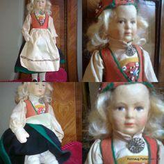 Bambole antiche & altre collezioni - Antique dolls & other collections