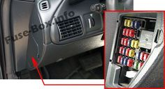 8 Best Chevrolet Cavalier (1995-2005) fuses and relays images | chevrolet  cavalier, fuse box, electrical fusePinterest