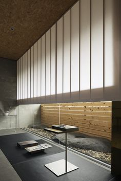 Office Interior Design Ideas is categorically important for your home. Whether you pick the Home Office Decor Inspiration or Office Design Corporate Interiors, you will create the best Office Interior Design Ideas Modern for your own life. Japanese Interior, Japanese Design, Japanese Style, Chinese Style, Architecture Design, Landscape Architecture, Modern Japanese Architecture, Paper Architecture, Sustainable Architecture