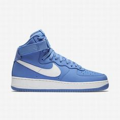sports shoes f7a46 0c7bb 92.40 nike air force 1 high blue,Nike Mens University BlueSummit White Air