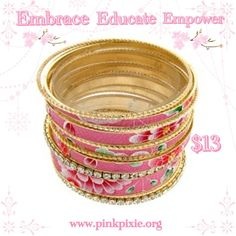 Cure your #humpday blues by #shopping our Editor's fav. www.pinkpixie.org #nonprofit
