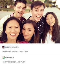 http://thomassanders.com/post/153403976269/had-one-of-the-best-days-ever-with-some-of-the   << The url to a wondrous video of pureness I love them so much! Thomas Sanders got his dream come true, considering that he's a big fan too!