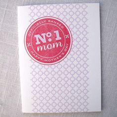 Ink Iron 500x500 Seasonal Stationery: Mothers Day Cards