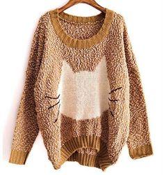 $30.00 | Cat Big Yards Sweater