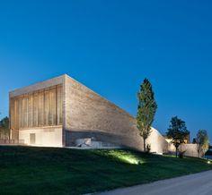 Bodega La Grajera (Rioja, Spain) by Virai Arquitectos  #wine #architecture