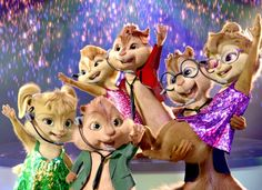 Alvin and the Chipmunks: Chipwrecked  (C) 20th Century Fox & Bagdasarian Productions