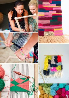 Class Alert: Tapestry Weaving with Natalie Miller If you think that weaving is just a granny's pastime, you will be mind-blown by our new tapestry weaving class! Natalie Miller is coming all the way from Australia to teach us how...