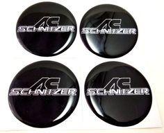 4x-AC-SCHNITZER-BMW-M3-M5-Resin-Badge-Wheel-HUB-Cap-Emblem-Sticker-Vitro-60-mm