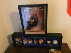 Your display, the Funko way! - Page 183 - Funko Funatic Pop Figures, Vinyl Figures, Harry Potter Display, Funko Pop Display, Harry Potter Bedroom, Action Toys, Arcade Games, Diagon Alley, Bedrooms