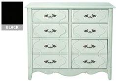 Genevieve File Cabinet - File Cabinets - Home Office - Furniture | HomeDecorators.com. $289