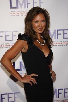 Actress and singer Vanessa Williams, recipient of LIM FEF's Fearless award