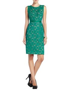 Alice lace cocktail dress from BCBGMAXAZRIA! #lordandtaylor