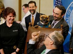 OLYMPIA, Wash. (AP) — Dog owners could face new penalties in Washington state if they tie up or & tether their dogs in an inhumane way. - AP Photo/Ted S. Warren) THE ASSOCIATED PRESS - https://www.usnews.com/news/best-states/washington/articles/2017-04-19/new-bill-signed-into-law-protecting-tethered-dogs