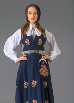 Bunad fra Dovre Cold Shoulder Dress, Dresses, Fashion, Vestidos, Moda, Fashion Styles, Dress, Fashion Illustrations, Gown