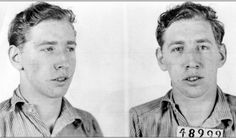 Sam Fleisher, the youngest of the Fleisher brothers and a member of the Purple gang. He was known for his temper and his skills with guns. From: Detroit's Infamous Purple Gang by Paul R. Alvin Karpis, Baby Face Nelson, Mafia Crime, Mafia Gangster, Detroit History, Neutral, Mobb, Thug Life, Mug Shots