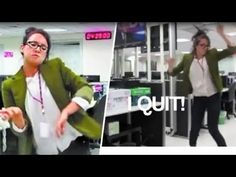 The coolest way to quit a job by Marina Shifrin went viral on the Internet